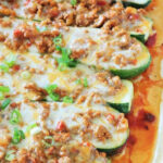 Taco Stuffed Zucchini Boats ~ These Are Low Carb And …