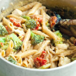 Tangy One Pot Chicken And Veggie Pasta Dinner | Healthy …