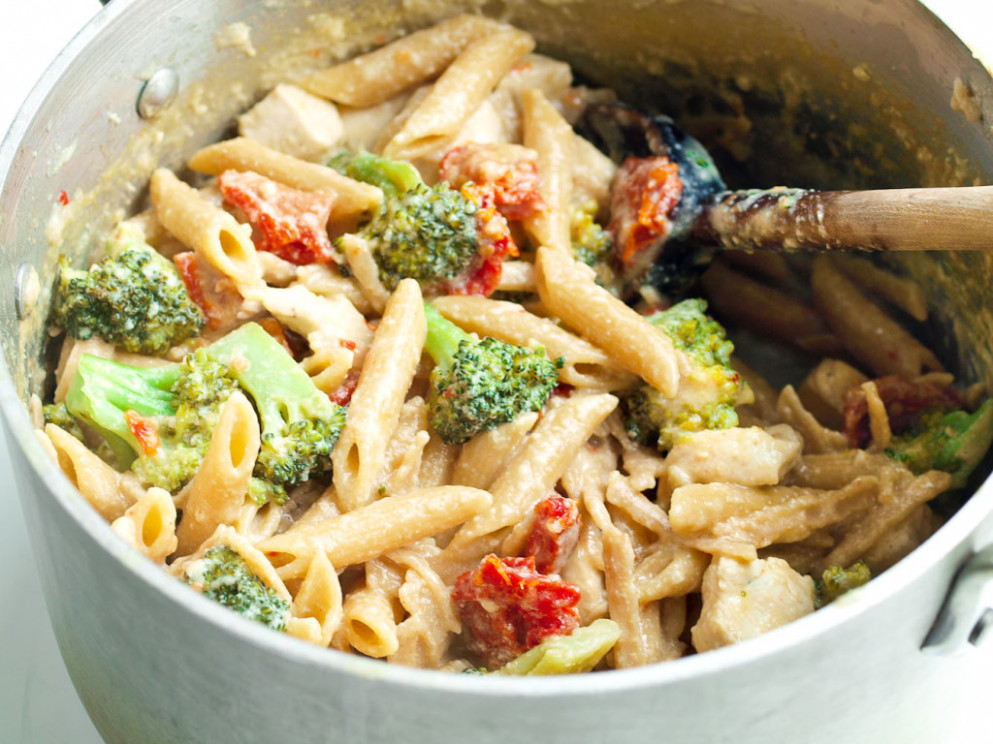 dinner-recipes-pasta-and-chicken