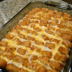 : Tater Tot Casserole | recipes in 2019 | Tater tot ...
