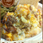 Tater Tot Casserole – The Coers Family
