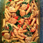 Taylor Made: Light Pasta Bake With Chicken Sausage …