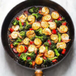 Teriyaki Shrimp And Broccoli Stir Fry Recipe — Eatwell101