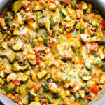 Tex Mex Chicken And Zucchini – IFOODreal – Healthy Family …