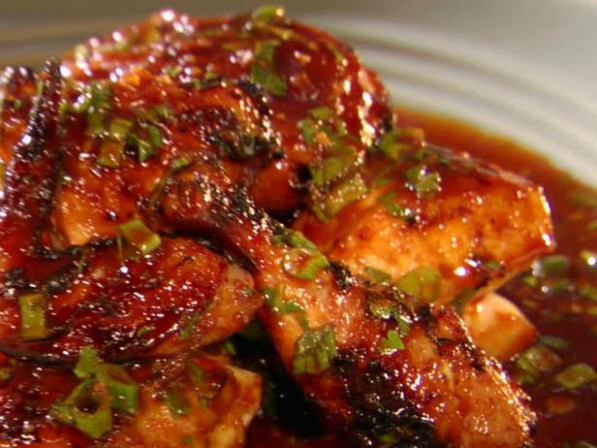 Thai BBQ Chicken Recipe | Food Network