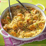 Thai Lime Shrimp & Noodles Recipe | Taste Of Home