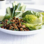 Thai minced chicken salad recipe | BBC Good Food
