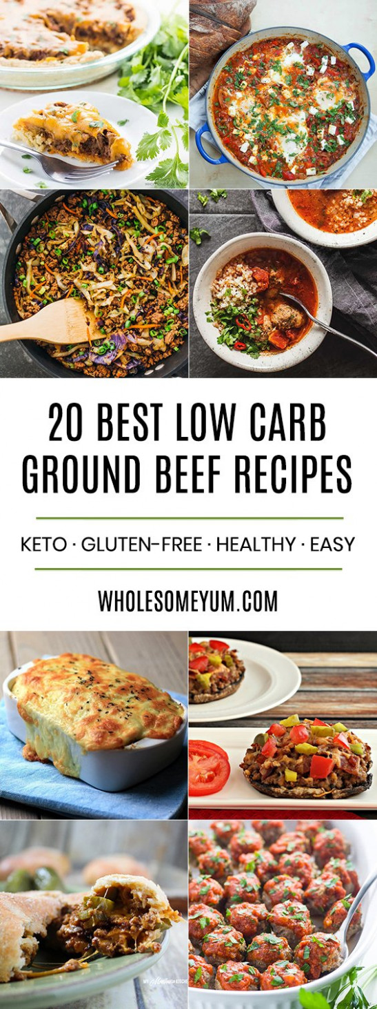 The 11 Best Low-Carb and Keto Ground Beef Recipes