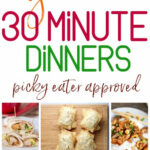 The BEST 8 Minute Meals Recipes – Easy, Quick And Delicious …