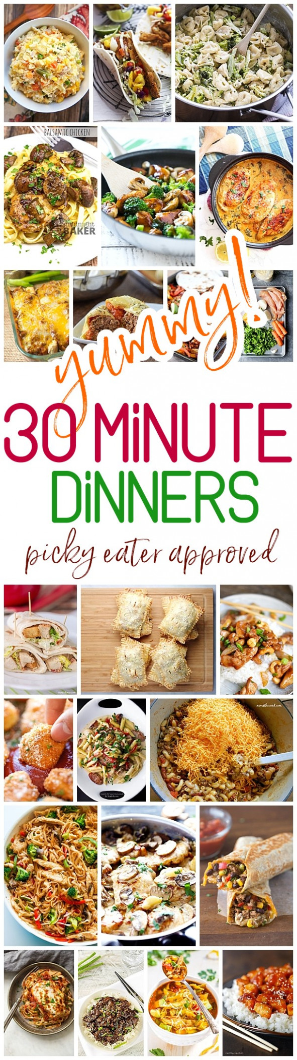 The BEST 8 Minute Meals Recipes – Easy, Quick and Delicious ...