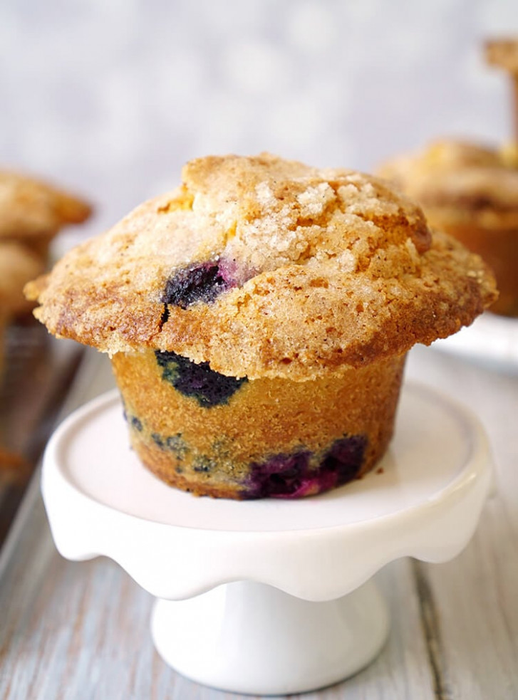 The Best Bakery Style Blueberry Muffin Recipe Ever …