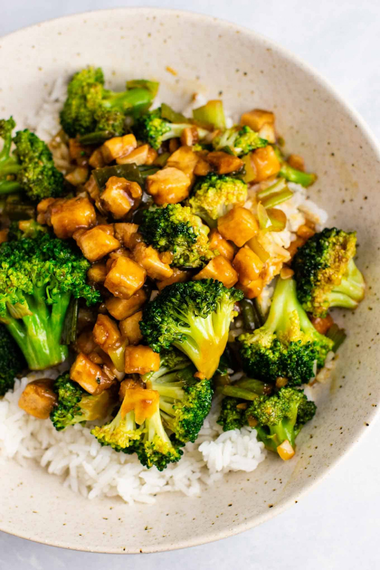 The Best Broccoli Tofu Stir Fry Recipe - Build Your Bite