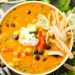 The BEST Chicken Tortilla Soup I Ever Made – Oh Sweet Basil