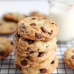 The Best Chocolate Chip Cookies Recipe EVER!