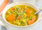 The Best Healthy Chicken Soup Recipe