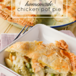 The Best Homemade Chicken Pot Pie – Family Fresh Meals