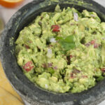 The Best Homemade Ultimate Guacamole | Wishes And Dishes