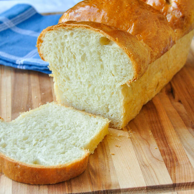 The Best Homemade White Bread - Rock Recipes