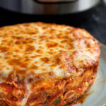 The Best Instant Pot Lasagna Recipe | Simply Happy Foodie