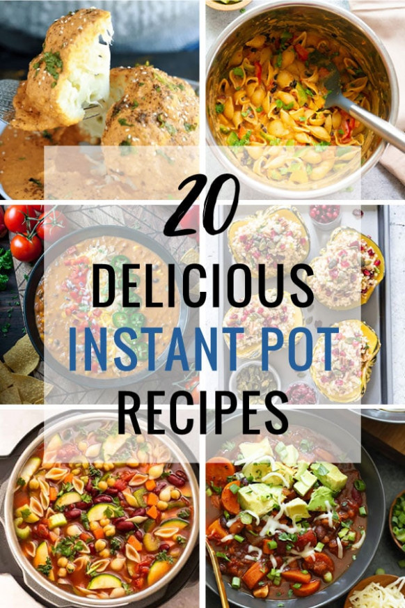The BEST Instant Pot Vegetarian Recipes | Easy & Delicious ...