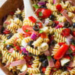 The Best Italian Pasta Salad Recipe (Video) – A Spicy …