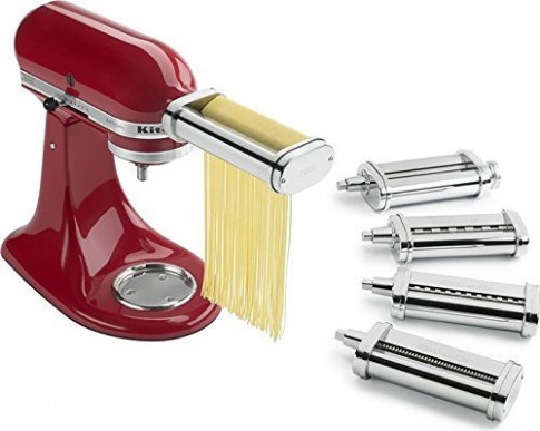 The Best KitchenAid Mixer Attachments - 2019 Buyer's Guide ...
