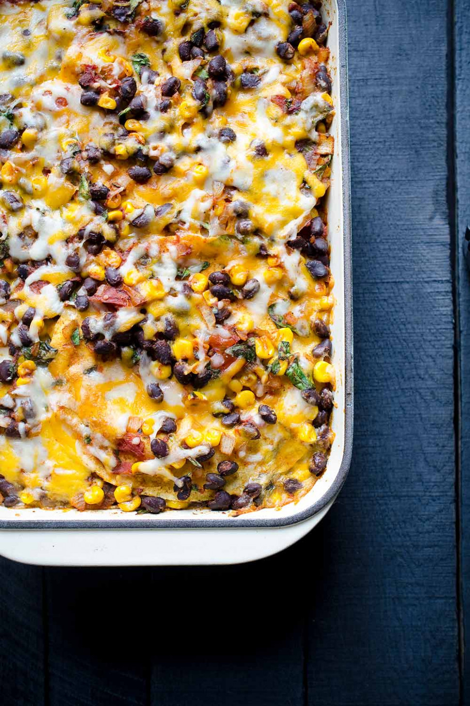 The BEST Mexican Tortilla Casserole Recipe - Savory Simple