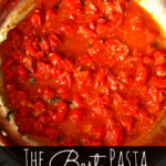 The Best Pasta Sauce Ever Recipe | Budget Savvy Diva