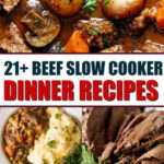 The Best Slow Cooker Beef Dinner Recipes – The Best Blog …