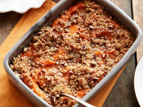The Best Sweet Potato Casserole Recipe | Food Network ...