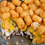 The BEST Tater Tot Casserole – Mom On Timeout