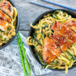 The Best Teriyaki Chicken Zoodle Bowls – Almost Supermom
