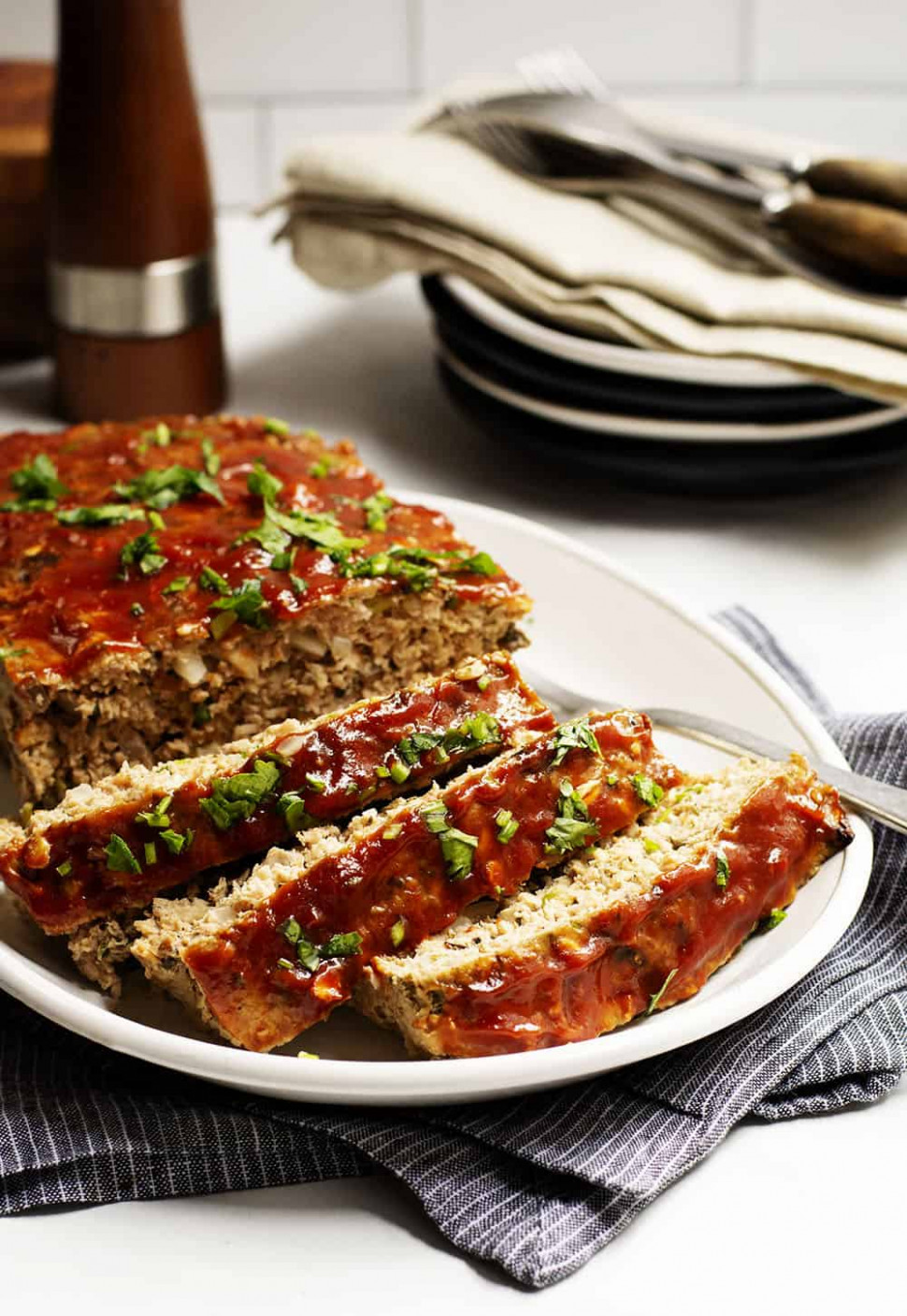 The BEST Turkey Meatloaf - Pinch and Swirl