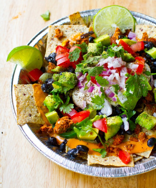 The Big Vegan Super Bowl Recipe Round-Up — Oh She Glows