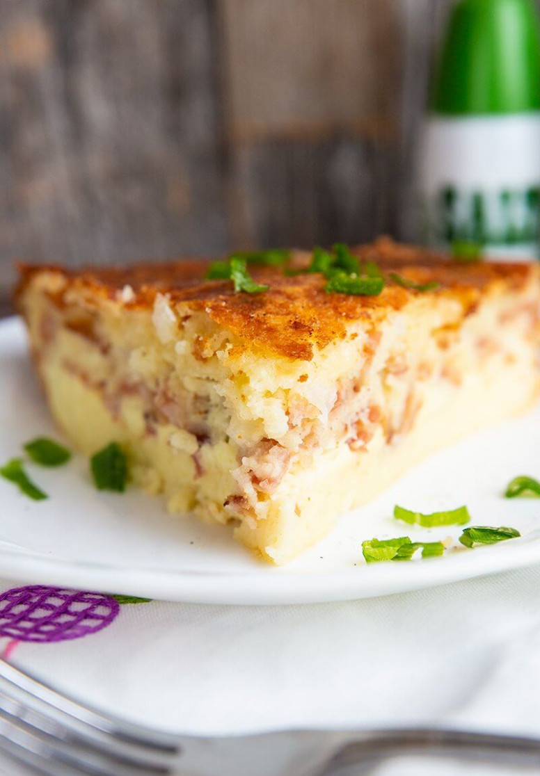 The Bisquick Impossible Quiche Recipe | The Kitchen Magpie