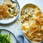 The Body Coach Joe Wicks' chicken pie recipe