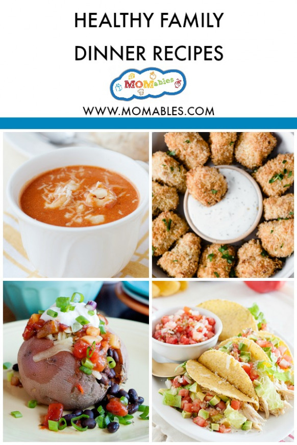 The Easeist Healthy Kid-Friendly Recipes | MOMables