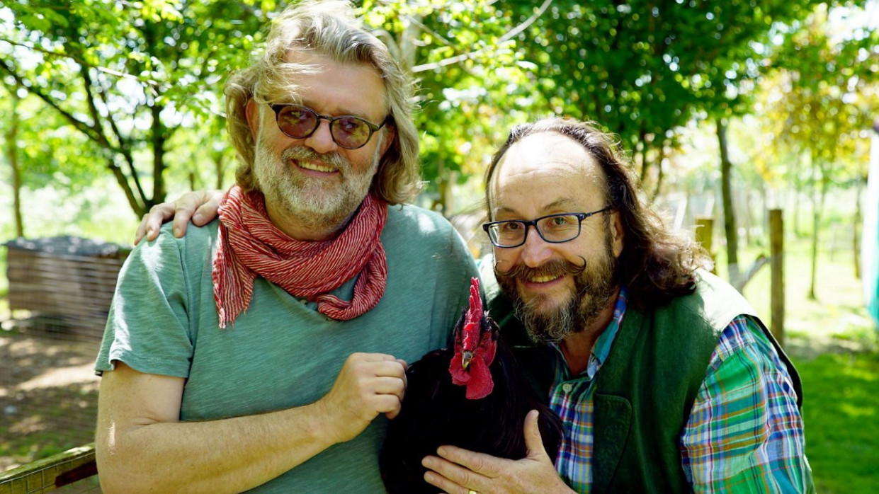 The Hairy Bikers - Chicken & Egg - TV Shows - Hairy Bikers