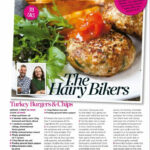 The Hairy Bikers Turkey Burgers And Chips | Recipes …