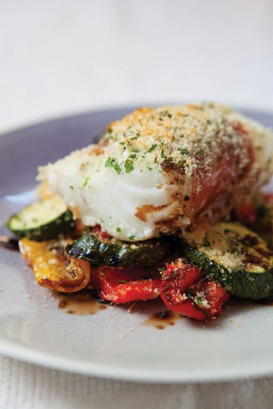 The Hairy Dieters' roasted cod recipe | zarcie | Pinterest ...