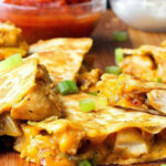 The Perfect Chicken Quesadilla | How To Feed A Loon