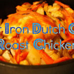 The Pierogie Mama: Roasted Chicken In A Cast Iron Dutch Oven