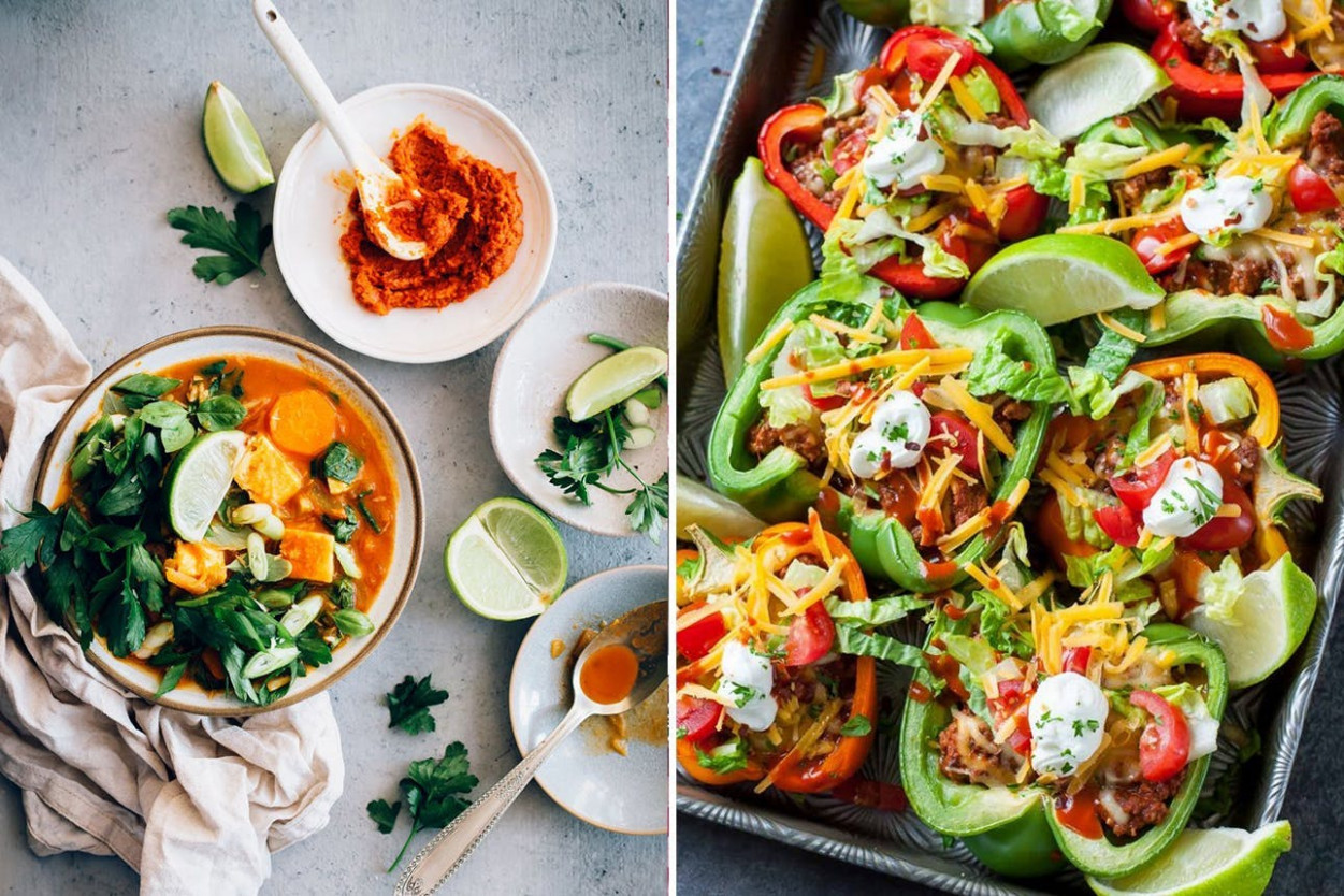 The Quickest Clean-Eating Recipe Ideas | Brit + Co