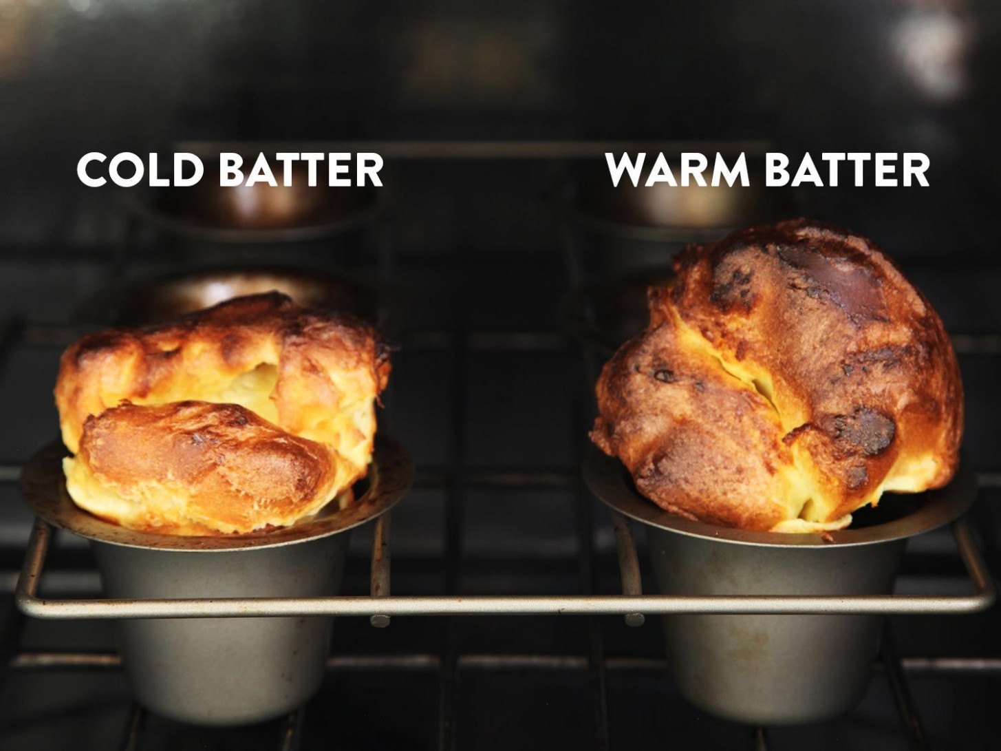 The Science of the Best Yorkshire Puddings | Holiday Food ...