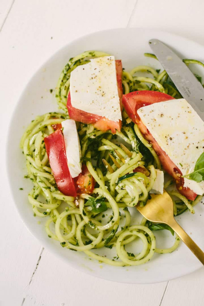The Three Best Ways to Cook Spiralized Zucchini Noodles ...