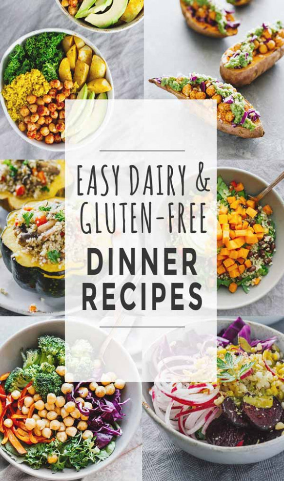 The top 20 Ideas About Dairy Free Recipes for Dinner ...