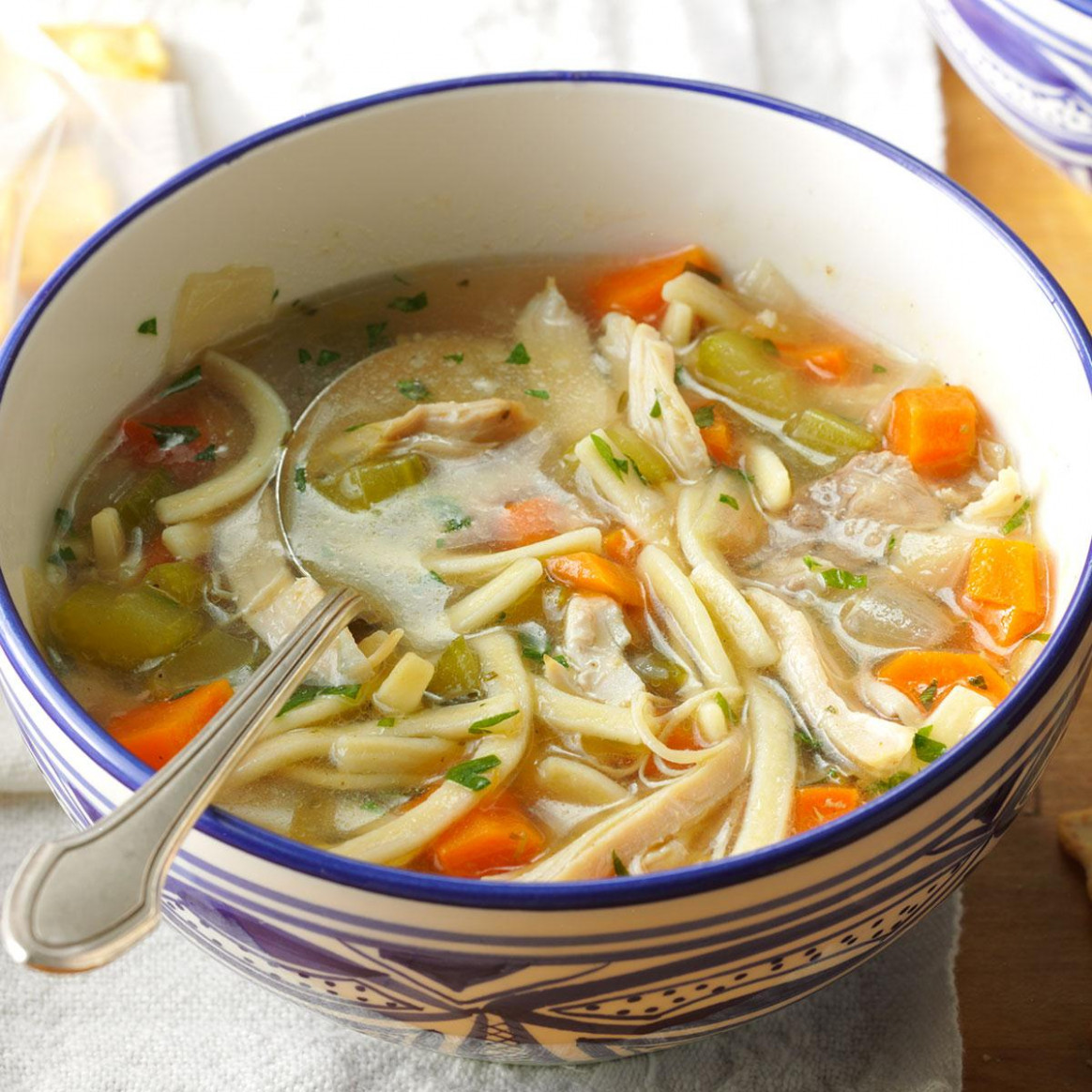 The Ultimate Chicken Noodle Soup Recipe | Taste of Home