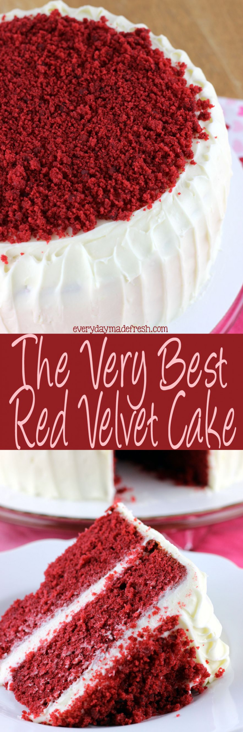 The Very Best Red Velvet Cake | Recipe | A Moment on the ...