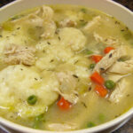 The Well Fed Newlyweds: Chicken And Dumplings