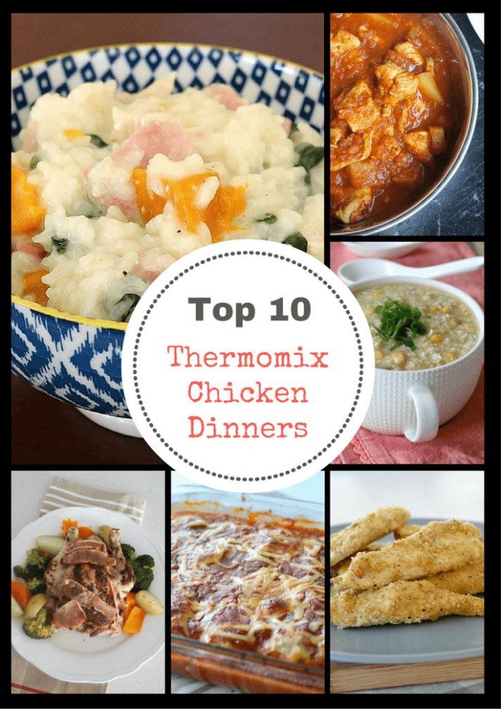 Thermomix Chicken Dinners | Thermomix | Thermomix, Recipes ...
